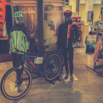 bike - miche's sports/outdoor/bike-bekleidung - café - weinfelden
